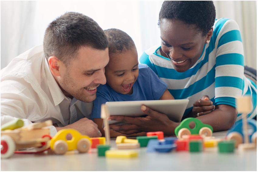 Kindergarten Readiness - one tough job