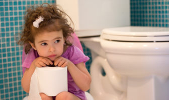 Potty Training Your Toddler - one tough job